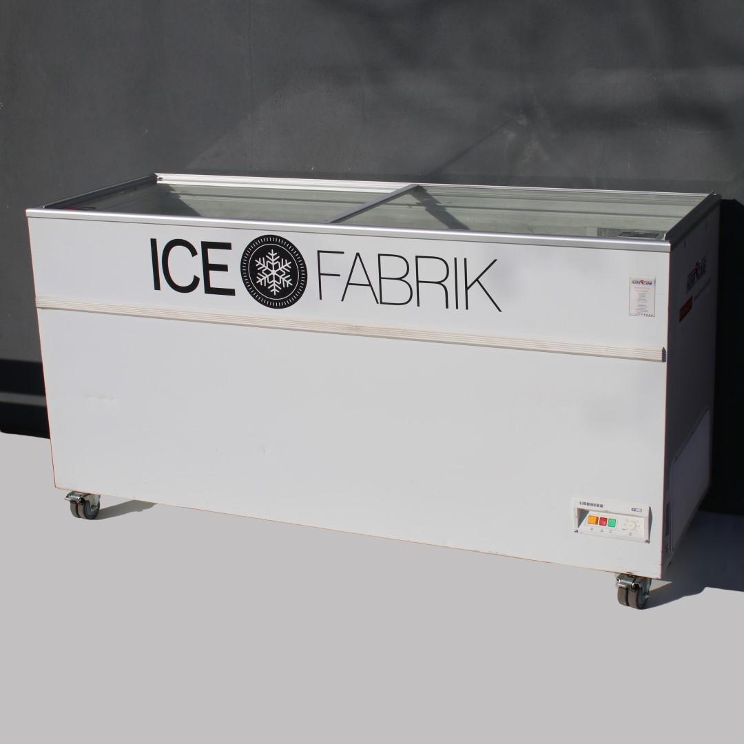 icefabrik diepvries te huur