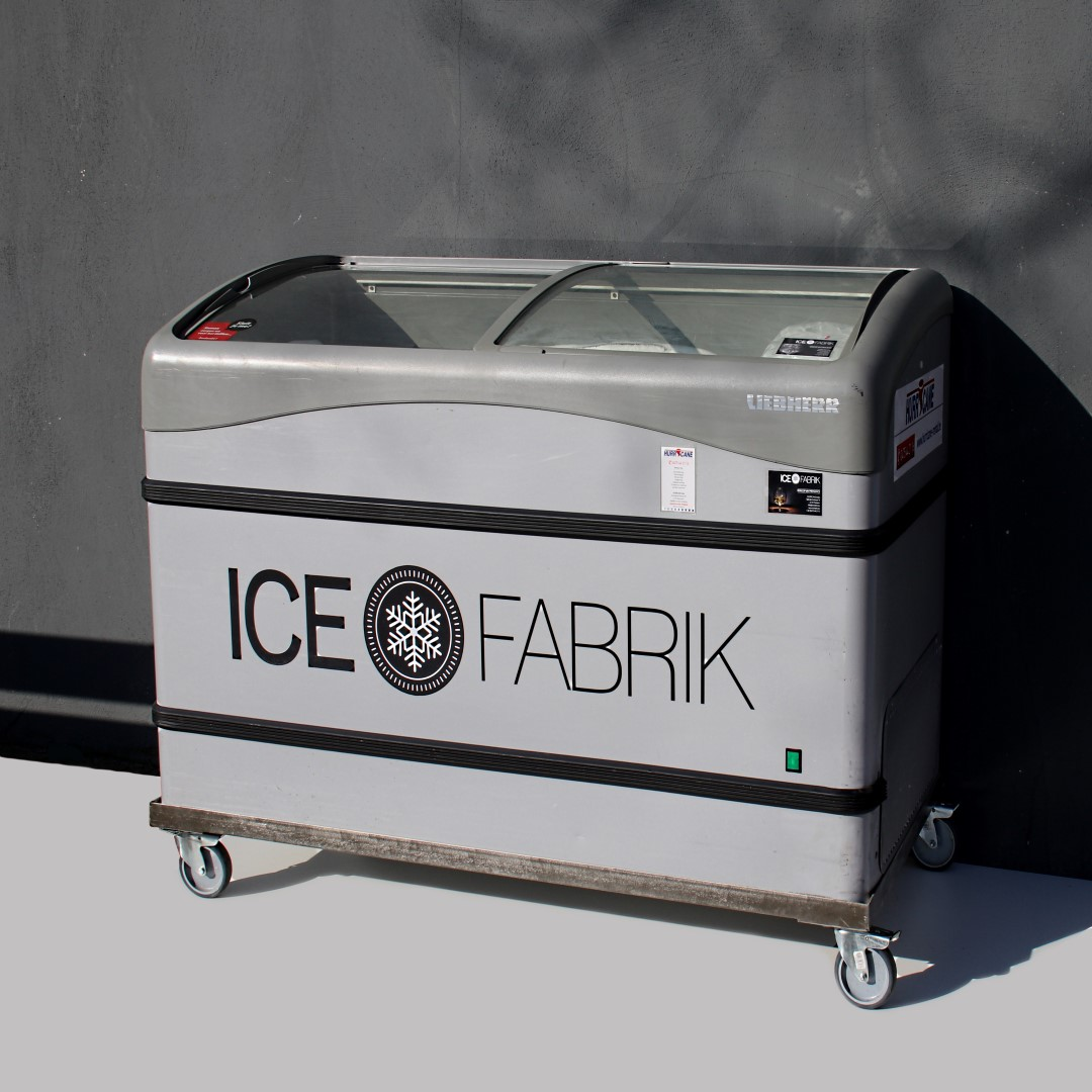 icefabrik verhuur diepvries